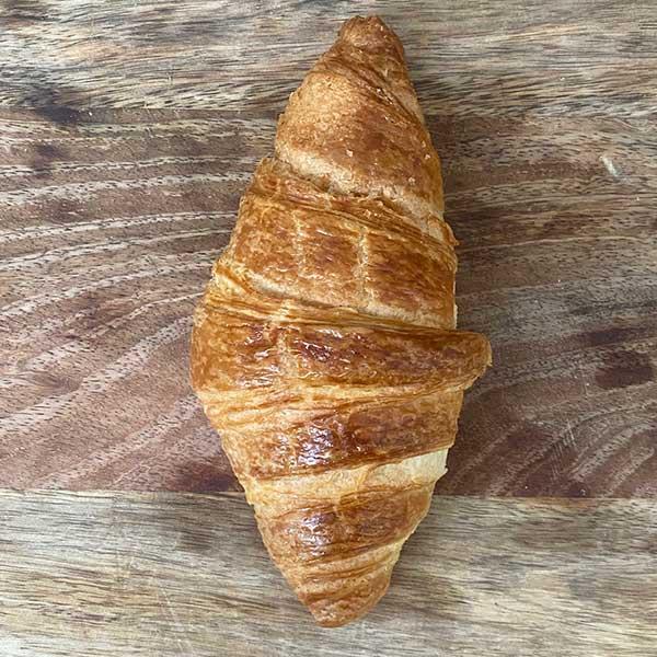 Riquísimo croissant francés de Harina