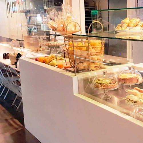 Cafetería Harina en el Corte Inglés de Castellana