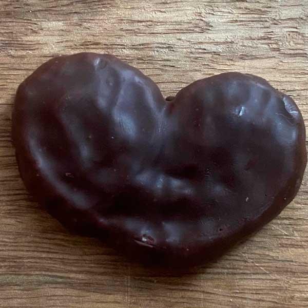 Mini palmera de chocolate Harina